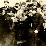 św. Jan Bosko spowiadający chłopców