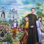 Don Bosco Mural