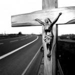krzyż droga
