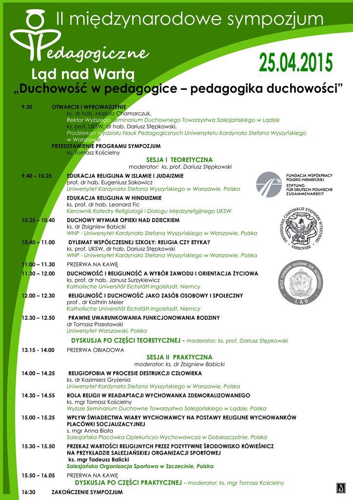 Sympozjum pedagogiczne ver. 2
