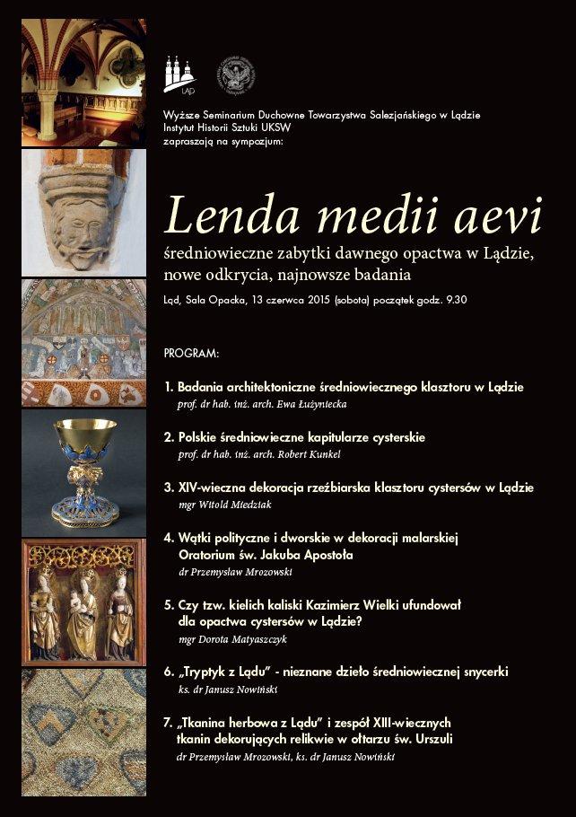 Ląd_Sympozjum 13.06.2015_Plakat